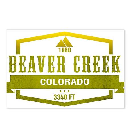Beaver Creek Ski Resort Colorado Postcards (Packag