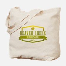 Beaver Creek Ski Resort Colorado Tote Bag