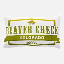 Beaver Creek Ski Resort Colorado Pillow Case