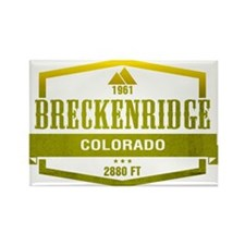 Breckenridge Ski Resort Colorado Magnets