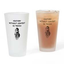 history Drinking Glass