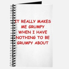 grumpy Journal