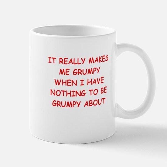 grumpy Mugs