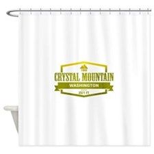 Crystal Mountain Ski Resort Washington Shower Curt