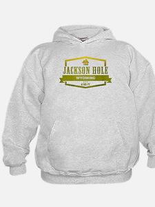 Jackson Hole Ski Resort Wyoming Hoodie