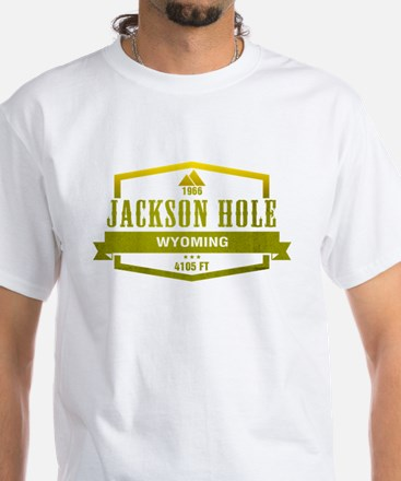 Jackson Hole Ski Resort Wyoming T-Shirt