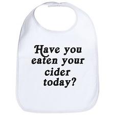 cider today Bib