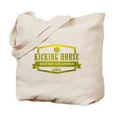 Kicking Horse Ski Resort British Columbia Tote Bag