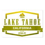 Tahoe Postcards