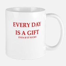 life is a gift Mugs