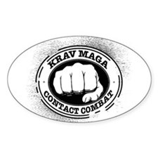 3 Krav Maga Decal