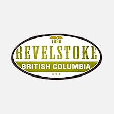 Revelstoke Ski Resort British Columbia Patches