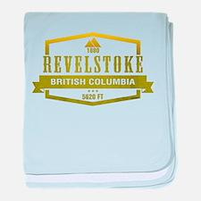 Revelstoke Ski Resort British Columbia baby blanke