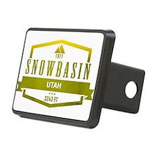 Snowbasin Ski Resort Utah Hitch Cover