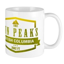 Sun Peaks Ski Resort British Columbia Mugs