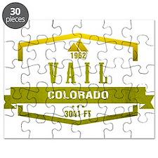 Vail Ski Resort Colorado Puzzle