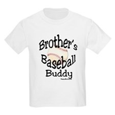 BASEBALL BROTHER'S BUDDY T-Shirt