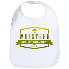 Whistler Ski Resort British Columbia Bib
