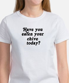 chive today Women's T-Shirt