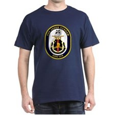 USS Dunham DDG 109 T-Shirt