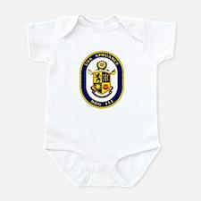 USS Spruance DDG 111 Infant Bodysuit
