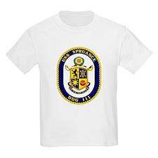 USS Spruance DDG 111 T-Shirt
