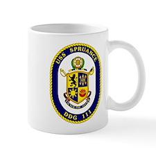 USS Spruance DDG 111 Mug