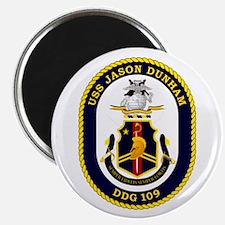 USS Dunham DDG 109 Magnet