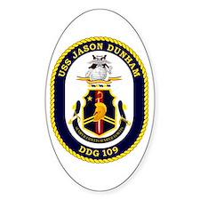 USS Dunham DDG 109 Decal