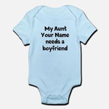 My Aunt Needs A Boyfriend (Custom) Body Suit