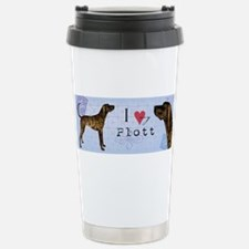 Unique North carolina state wolfpack Travel Mug