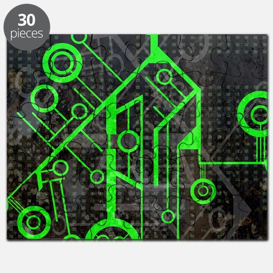 Cute La tech Puzzle