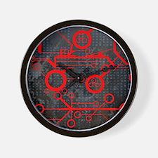 Cute La tech Wall Clock