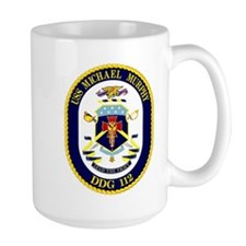 USS Murphy DDG 112 Mug