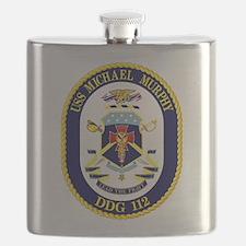 USS Murphy DDG 112 Flask