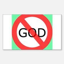atheism Decal