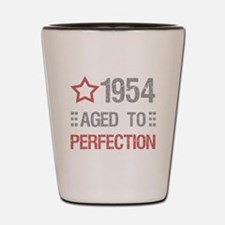 1954 Aged To Perfection Shot Glass