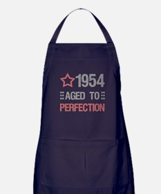 1954 Aged To Perfection Apron (dark)