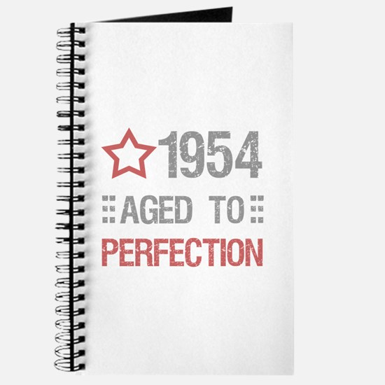 1954 Aged To Perfection Journal