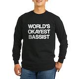 Bass Long Sleeve T Shirts