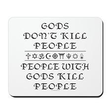 GODS Mousepad
