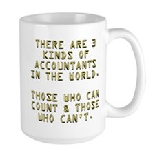 3 Accountants Mug