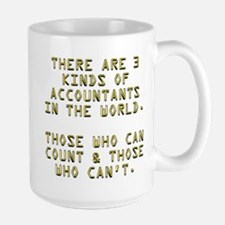 3 Accountants Mug