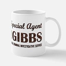 SPEC AGENT GIBBS Mug