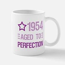 1954 Aged To Perfection Small Small Mug