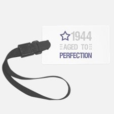 1944 Aged To Perfection Luggage Tag