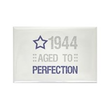1944 Aged To Perfection Rectangle Magnet (10 pack)