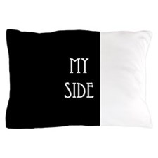 Dog Side My Side Pillow Case