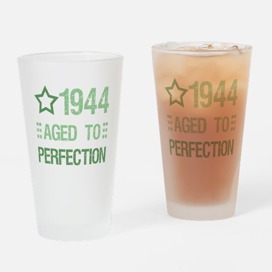 1944 Aged To Perfection Drinking Glass