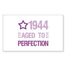 1944 Aged To Perfection Decal